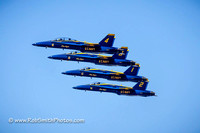 Blue Angels in KC